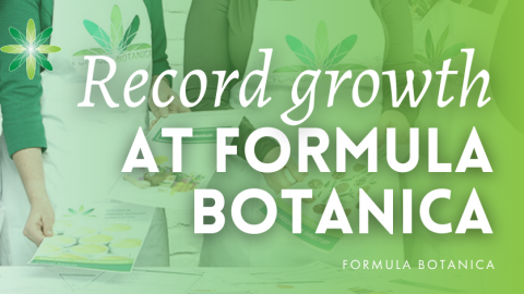 Formula Botanica set for record growth in 2021 and beyond