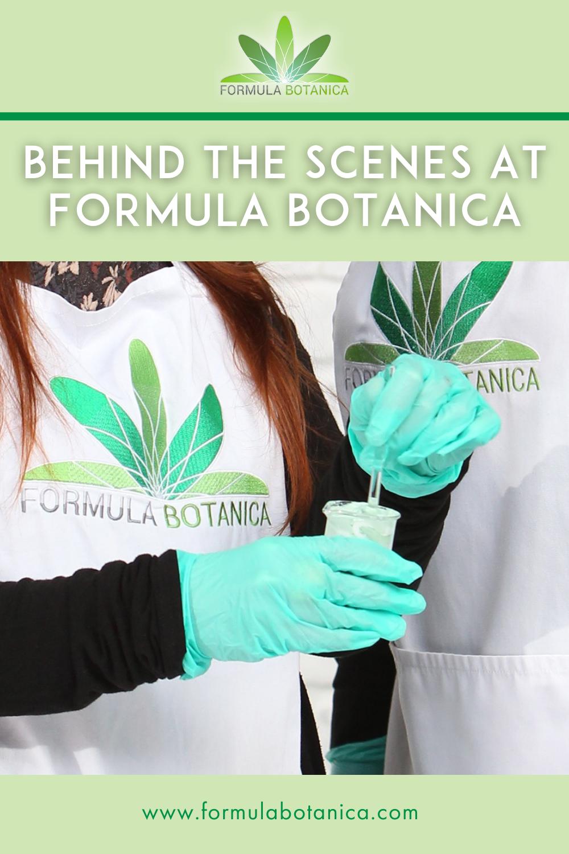 2021-02 Podcast 60 Behind the Scenes at Formula Botanica