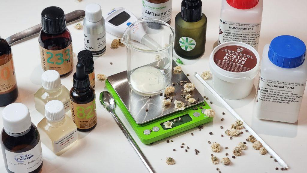 Soothing CBD Face & Body Cream | Formula Botanica