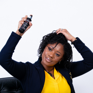 Michelle Jenmi from Ataji Hair care