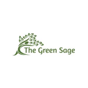 The Green Sage logo