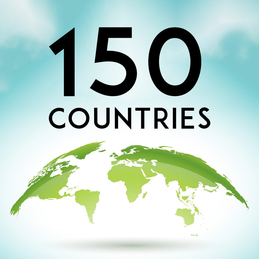 Formula Botanica has taught in 150 countries worldwide