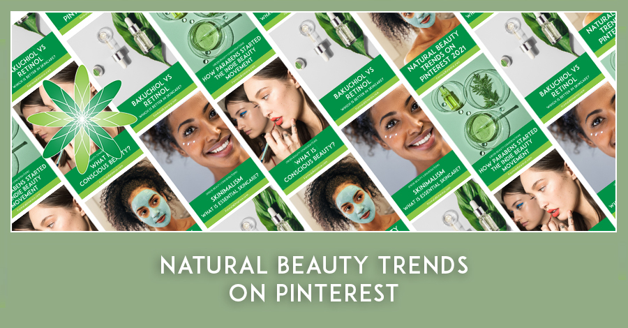 Natural Beauty Trends Pinterest