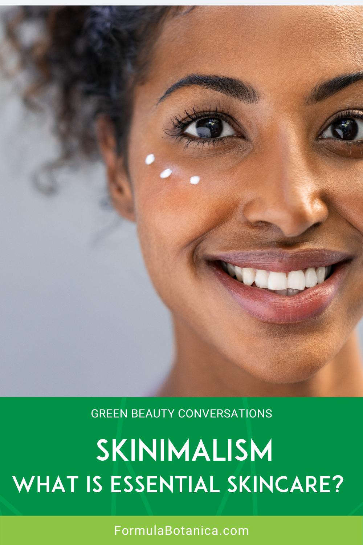 2021-03 Podcast 61 Skinimalism