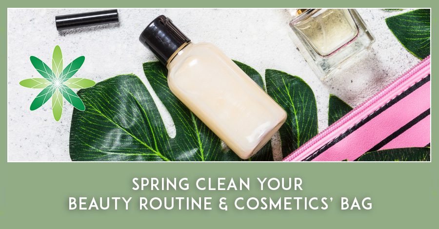 2021-05 Spring clean your beauty routine