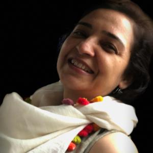 Anuja Bhandari from Musk & Roses