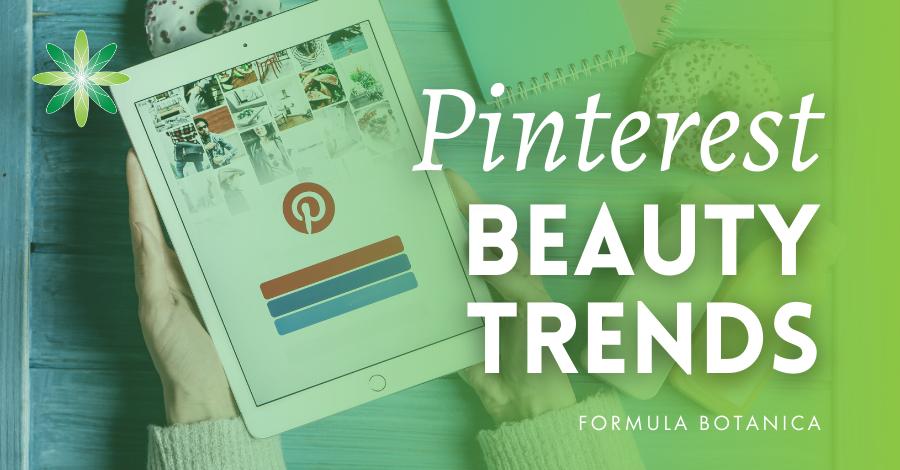 Pinterest Beauty Trends 2021