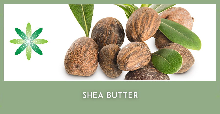 Shea butter natural african ingredient