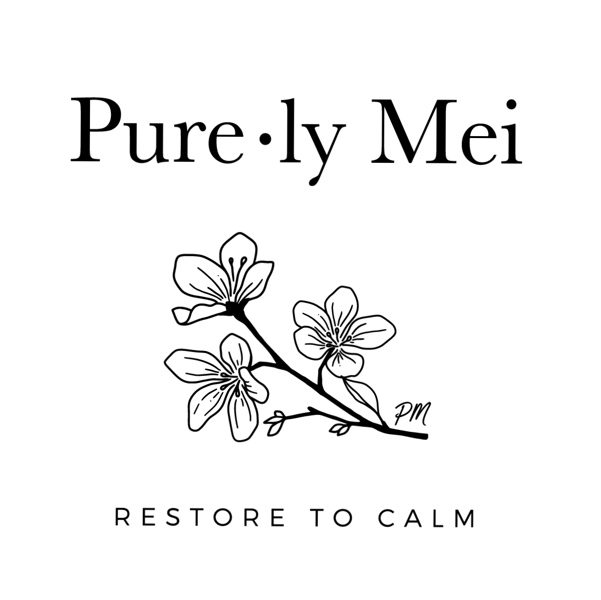 Purely Me logo