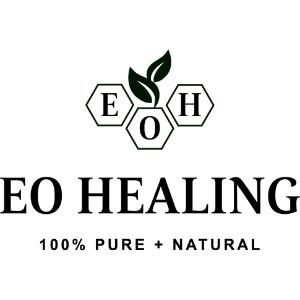EO Healing logo