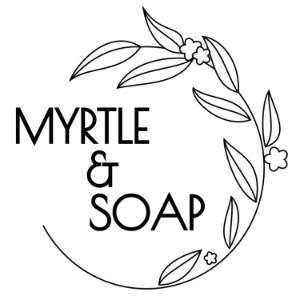 Myrtle & Soap logo