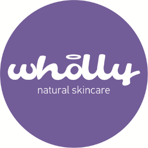 Wholly Skincare logo