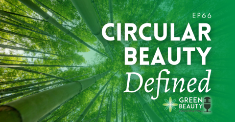 Podcast 66: What is Circular Beauty?