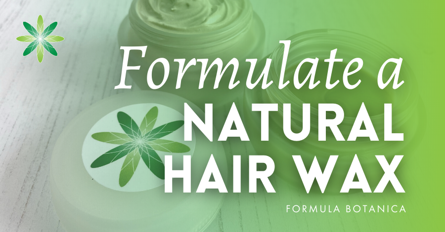 2021-10 Natural hair styling products - hair wax