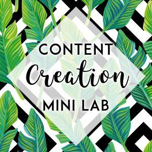 Lab-mini-course-Content_Creation