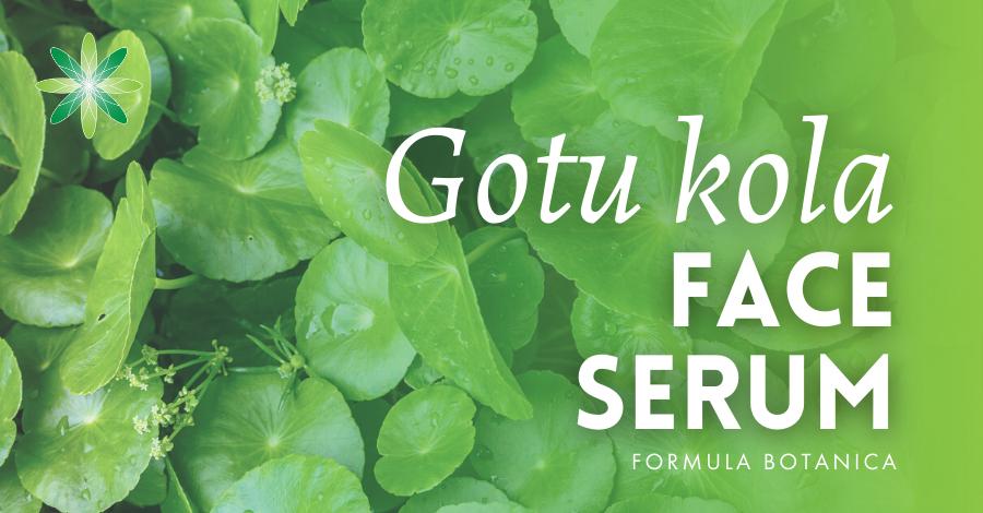 2021-08 Gotu Kola face serum