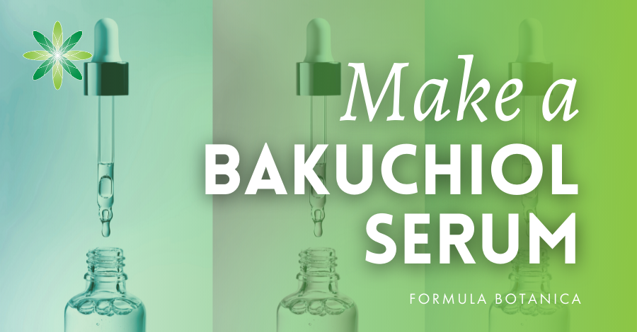 How to make a Bakuchiol Beauty Concentrate