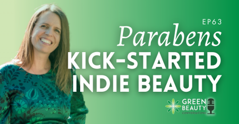 Podcast 63: Parabenoia – How Parabens Started the Indie Beauty Movement