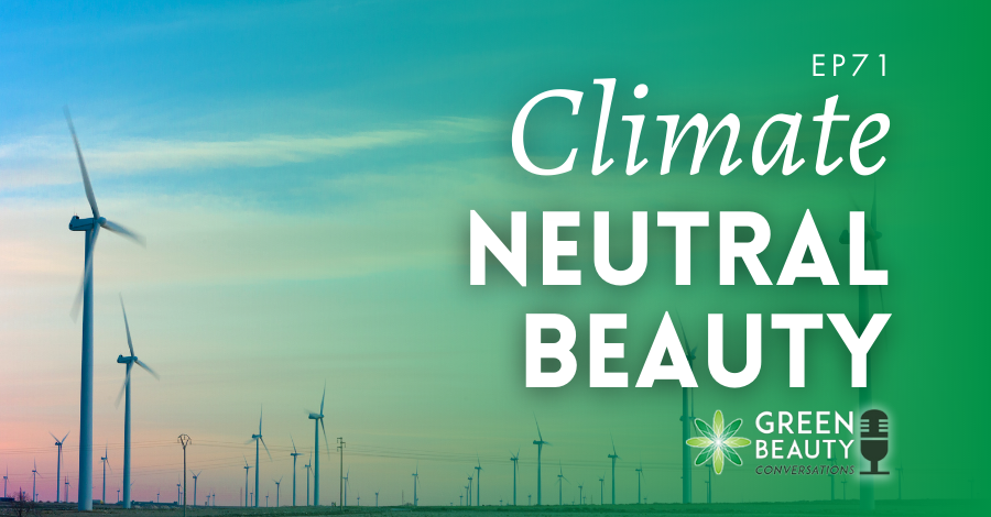 2021-08 Climate neutral beauty