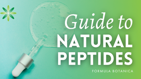The Formulator's Guide to Natural Peptides