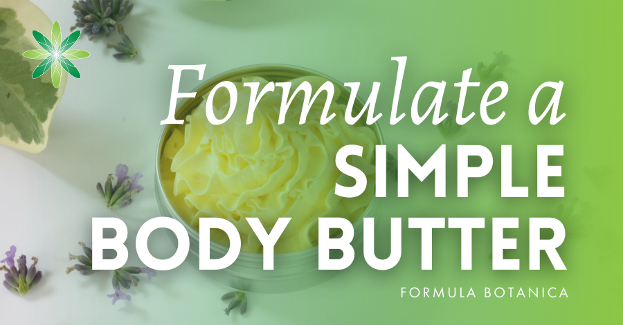 2021-09 simple body butter formulation